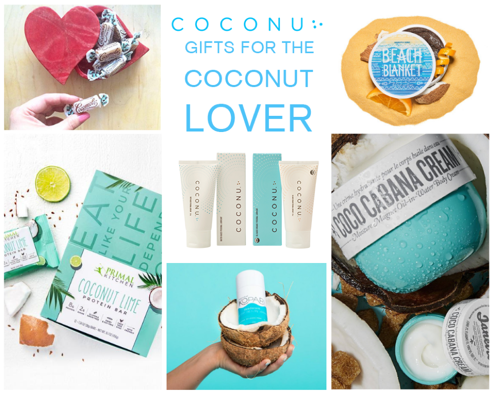 coconut lovers gift guide