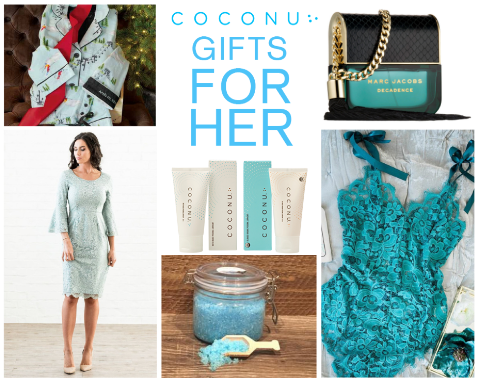 Coconu gift guide for her