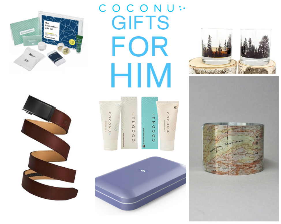 Coconu gift guide for him