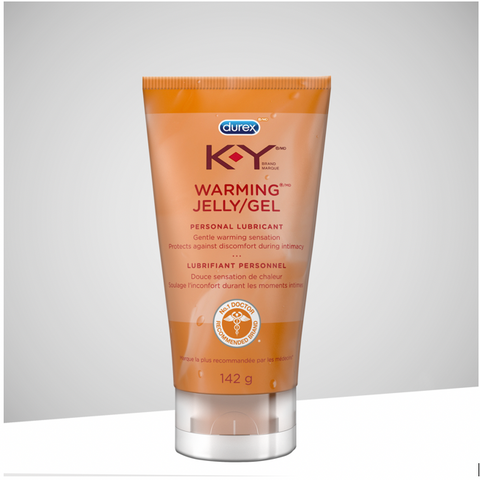 ky warming gel lube