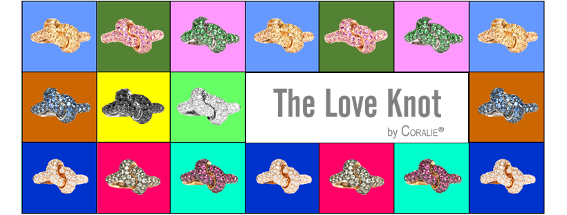 The Power & Energy Of The Color Of Each Stone in The Love Knot Collection