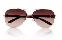 Load image into Gallery viewer, KISSES Brown Classic - Sun Glasses