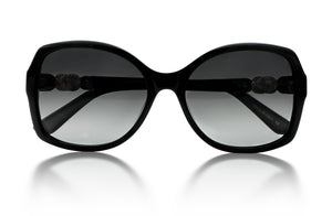 LOVE In Black - Sun Glasses