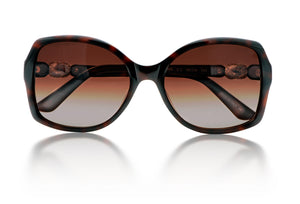 LOVE in Brown - Sun Glasses