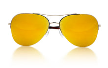 Load image into Gallery viewer, KISSES Brown & Gold -Sun Glasses