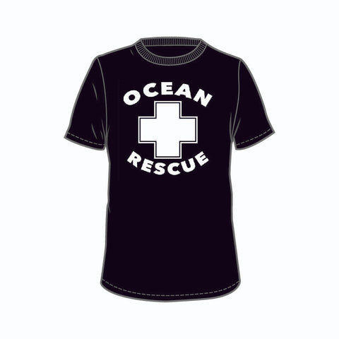 T-Shirt w/ Ocean Rescue design