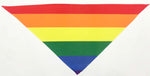 Bandana w/ Rainbow Flag design