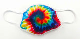Face Mask w/ Tie Dye Design