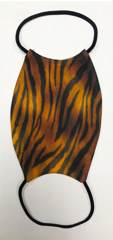 Face Mask Tiger Print