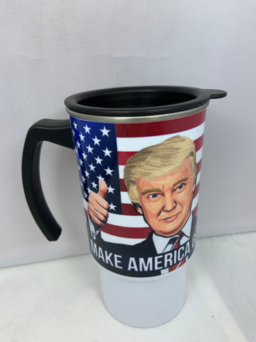 Tumbler Trump Make America Great Again
