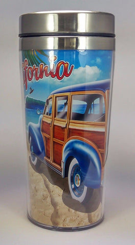 California Woody Tumbler