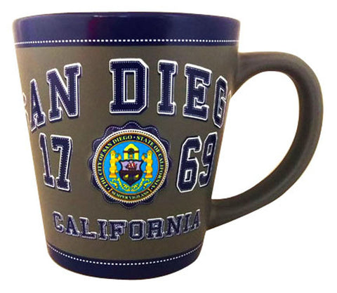 San Diego City Seal Mug
