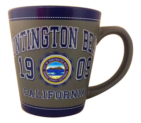 Huntington Beach City Seal Mug