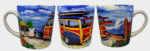 California Woody Mug