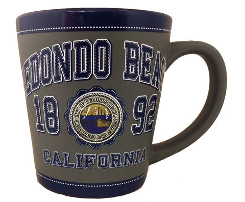 Redondo Beach City Seal Mug