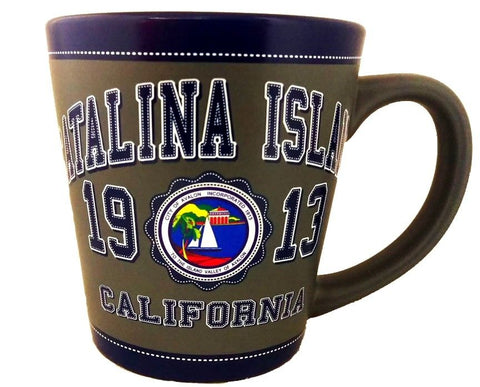 Catalina Island City Seal Mug