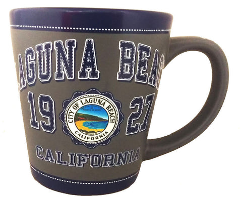 Laguna Beach City Seal Mug