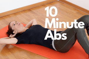 10 Minute Abs - Get Yours Sculpted With These 3 Moves