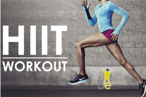 Quick and Effective HIIT Workout