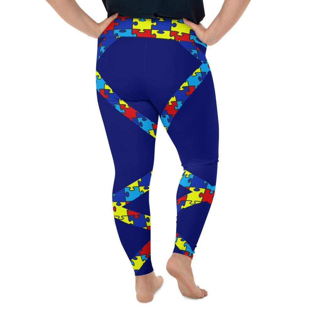 ANDY CURVY HIGH WAIST LEGGINGS - Be Atletic