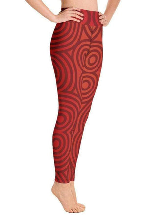 ANGELIQUE HIGH WAIST LEGGINGS - Be Atletic