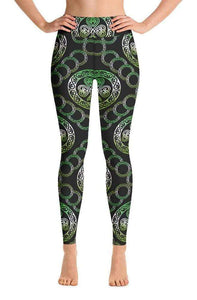 CLAIRE HIGH WAIST LEGGINGS - Be Atletic