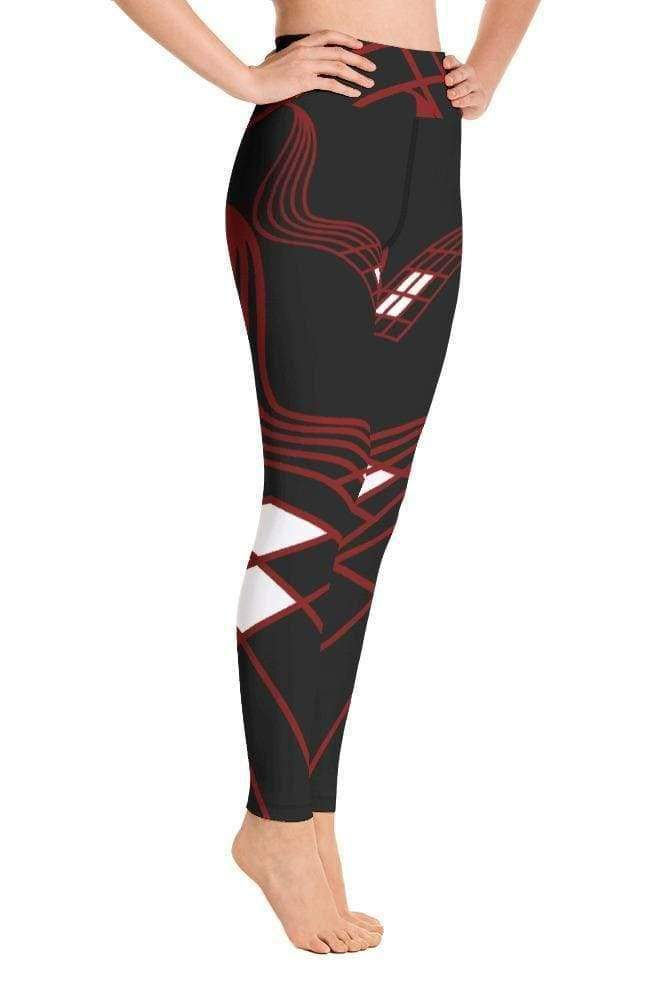 HARLEY HIGH WAIST LEGGINGS - Be Atletic