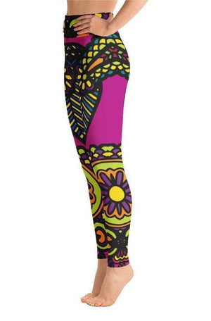 ISABELLA HIGH WAIST LEGGINGS - Be Atletic