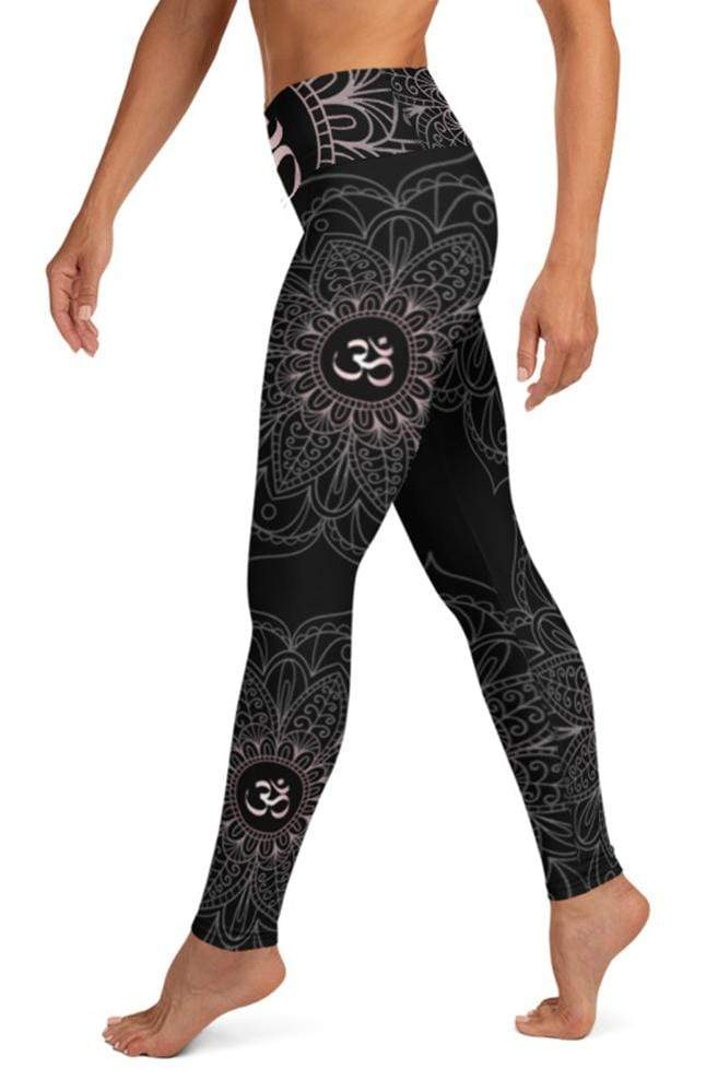 MISHA HIGH WAIST LEGGINGS - Be Atletic