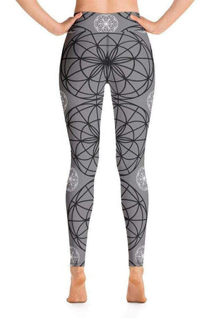 NINA HIGH WAIST LEGGINGS - Be Atletic