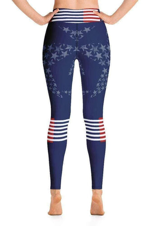 PEGGY HIGH WAIST LEGGINGS - Be Atletic