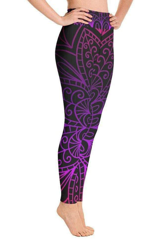 SARAH HIGH WAIST LEGGINGS - Be Atletic