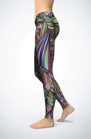 SOFIA PERFORMANCE LEGGINGS - Be Atletic