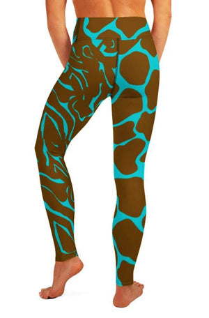 TESSA HIGH WAIST LEGGINGS - Be Atletic