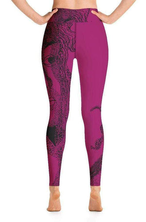 VENUS HIGH WAIST LEGGINGS - Be Atletic