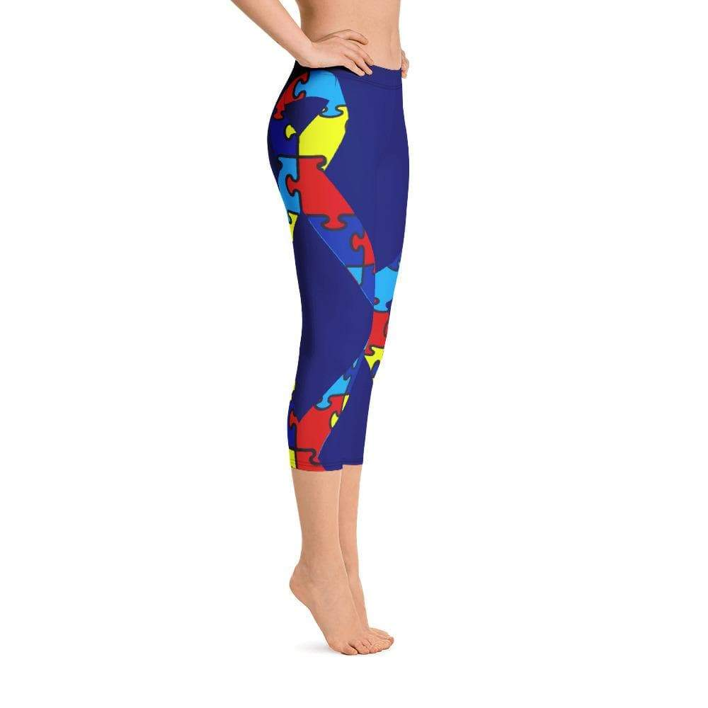 Andy Capri Leggings - Be Atletic