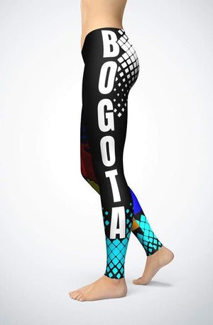BOGOTA PERFORMANCE LEGGINGS - Be Atletic