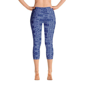 CAMILA CAPRI LEGGINGS - Be Atletic