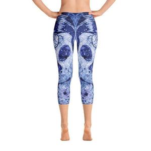 ARYA CAPRI LEGGINGS - Be Atletic