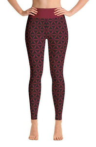 ELECTRA HIGH WAIST LEGGINGS - Be Atletic
