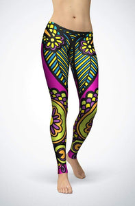 ISABELLA PERFORMANCE LEGGINGS - Be Atletic