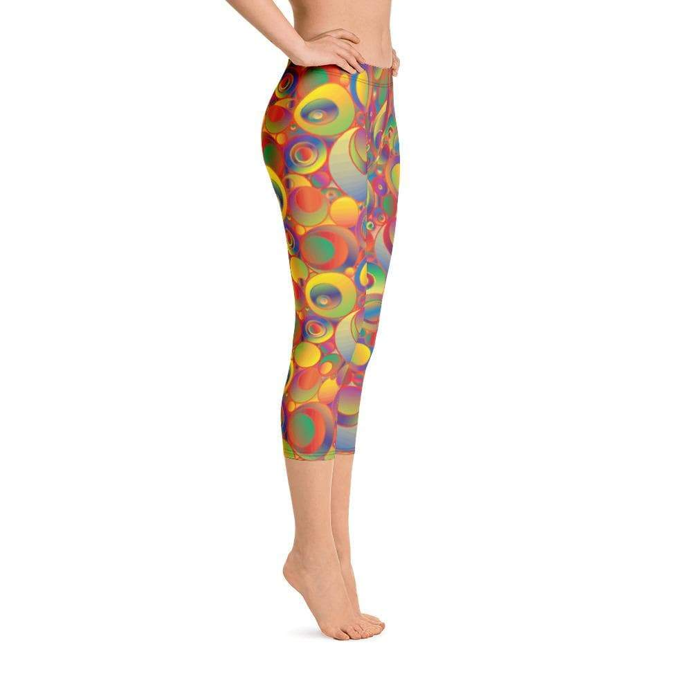 LOLA CAPRI LEGGINGS - Be Atletic