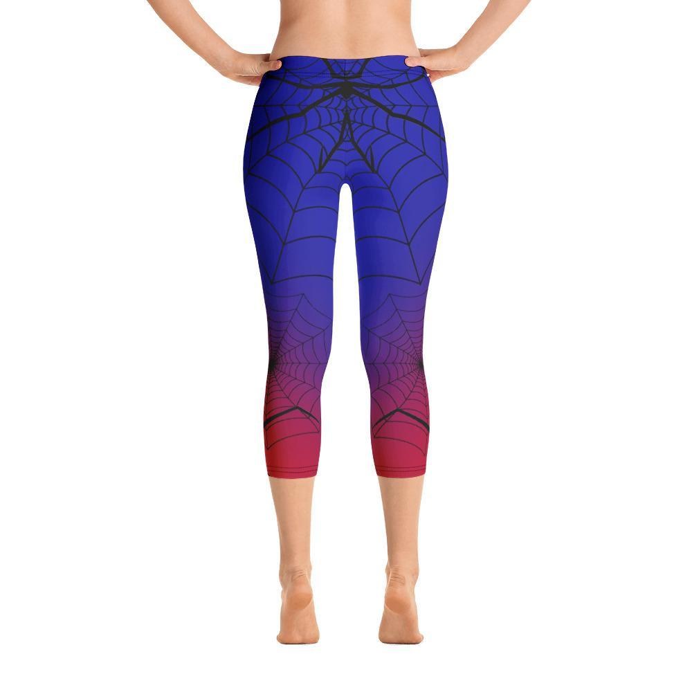 MARY JANE CAPRI LEGGINGS - Be Atletic