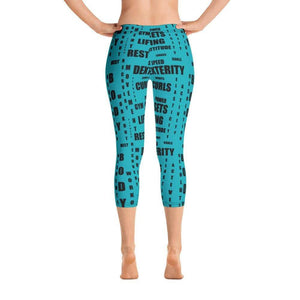 TRACY CAPRI LEGGINGS - Be Atletic