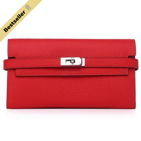 Milano Wallet Ultra red