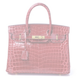 Mediglia Croco Edition Carmine red - 30cm