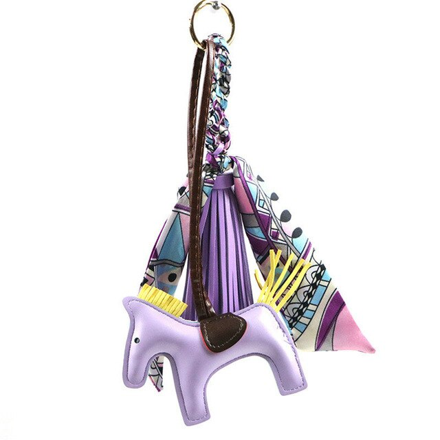 Keyring Rimini Purple