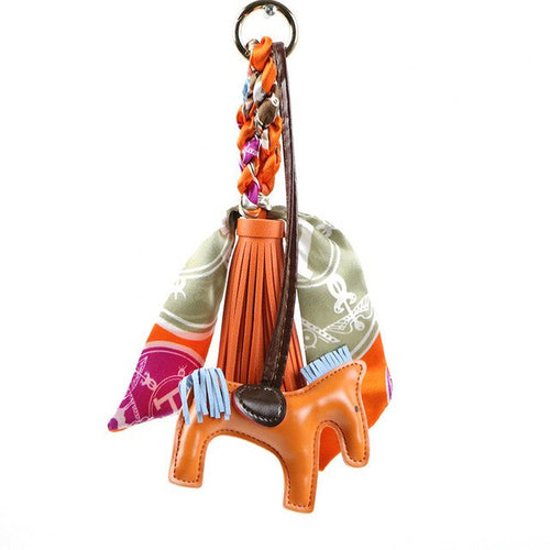 Keyring Rimini Orange