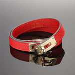 Milano Bracelet Red