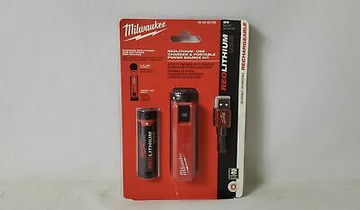 Milwaukee 48-59-2013H RedLithium USB Charger & Portable Power Source Kit